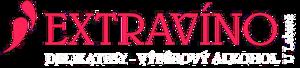 Extravíno U Labutě - logo